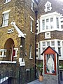 London-Woolwich, St Peter's RC Church, vicarage.jpg