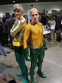 Long Beach Comic & Horror Con 2011 - Aquamen (6301708270).jpg