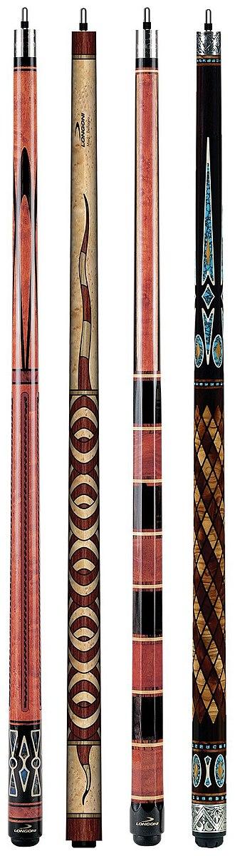 Cue stick - Longoni cues