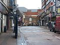 Looking along Pudding Lane Maidstone (15672510674).jpg