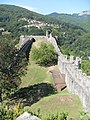 Looking down Verrucole Castle - panoramio.jpg