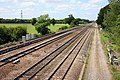 Looking towards Didcot East Junction - geograph.org.uk - 1353200.jpg