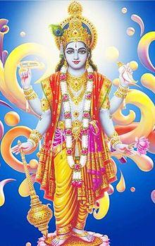 Vishnu Wikipedia