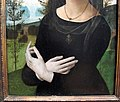 Lorenzo di credi, ritratto di giovinetta, 1490-1500 ca. 02.JPG