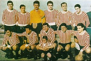 Club Atletico Los Andes - The team that in 1960 got the last championship for the club.