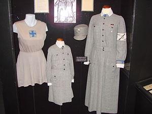 Lotta Svärd - Lotta Svärd uniforms.