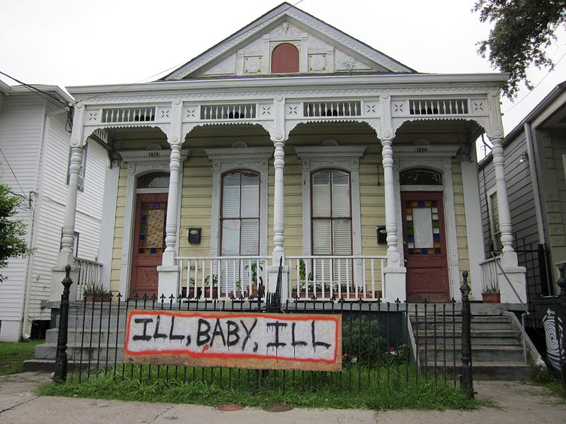File:Louisiana Avenue NOLA Ill Baby Ill  2.JPG