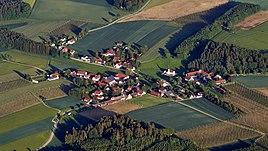 Aerial view of Sielstetten