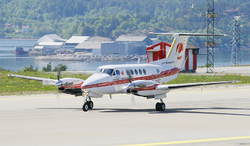 Lufttransport Beech King Air 200.png