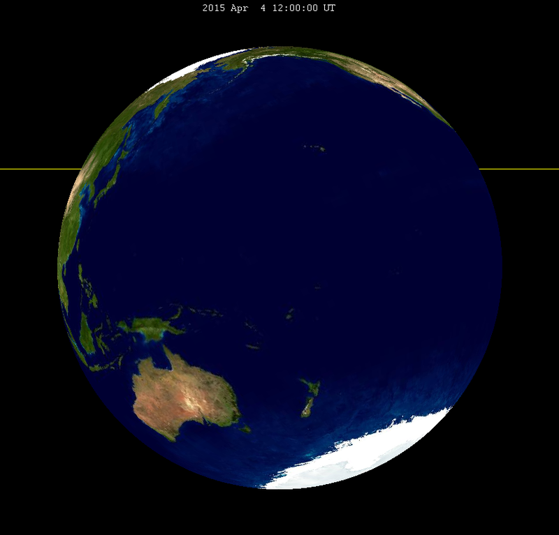 Lunar eclipse from moon-2015Apr04.png
