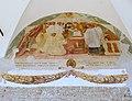 Lunetta del chiostro che illustra una fonte battesimale.jpg