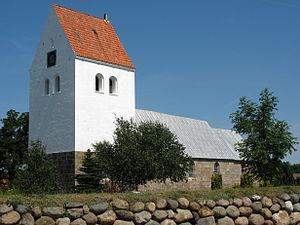 Lyne - Lyne church