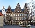 Münster, Lambertikirchplatz, Häuserzeile -- 2019 -- 3591.jpg