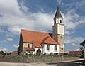 Münsteuer, Katholische Pfarrkirche Sankt Petrus und Paulus Dm104455 foto2 2017-08-09 12.14.jpg