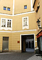 Měšťanský dům U černého křížku (Staré Město) Martinská 5 (6).jpg