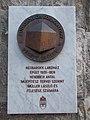 Műller house. Listed ID 19427. Sign. - Dezső street, Budapest.JPG
