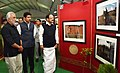M. Venkaiah Naidu visiting after inaugurating the Photo Exhibition by DAVP, at the 6th National Photography Awards Ceremony, in New Delhi (2).jpg