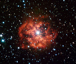 M1-67 is the youngest wind-nebula around a Wolf-Rayet star.jpg