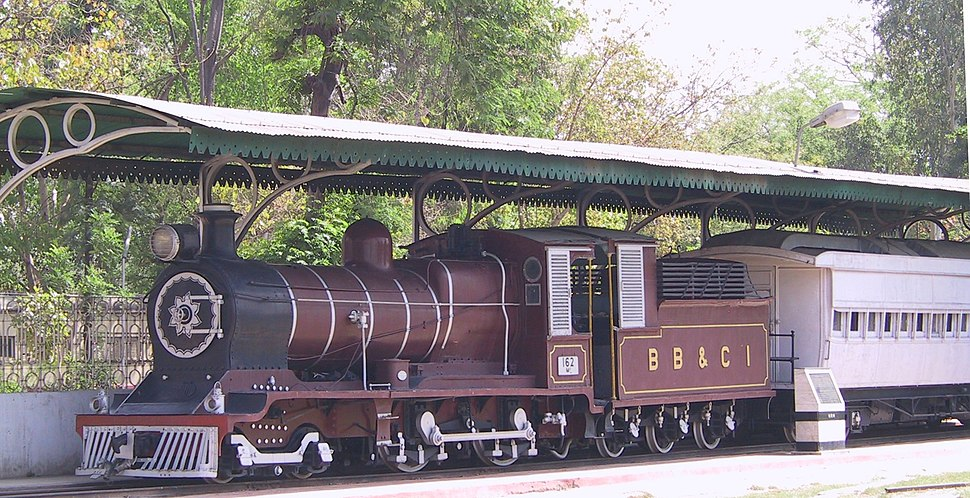M2-162 Indian Railway Museum