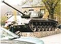 M26 'Pershing' tank (2003) - panoramio.jpg