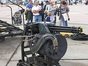 M61 Vulcan - Image: M61 Vulcan