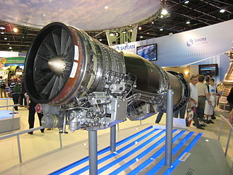 Safran Aircraft Engines - M88 used on the Dassault Rafale.