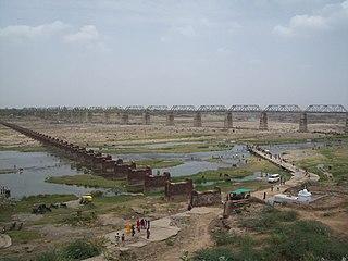 Mahi River river in India