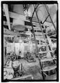 MAIN ENGINE ROOM LOOKING AFT. - Lightship 116, Pier 3, Inner Harbor, Baltimore, Independent City, MD HAER MD-133-12.tif