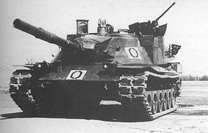 Kampfpanzer 70 / Main Battle Tank 70