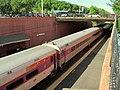 MBTA 354 and 517 at Waverley station, May 2012.JPG