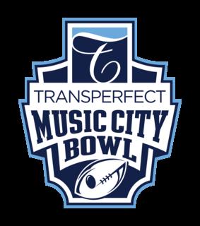 Music City Bowl annual American college football postseason game