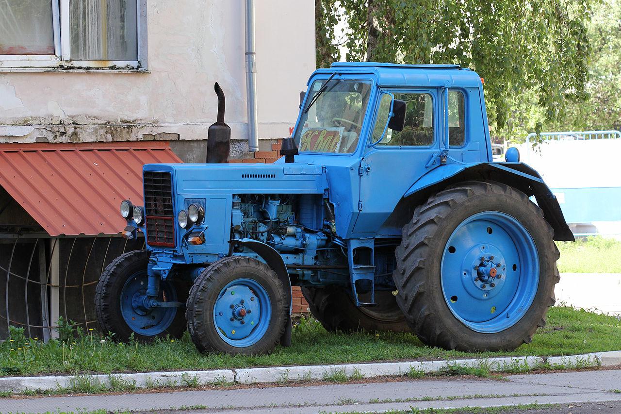 Подогрев двигателя\мотора на МТЗ 80-82: 750 грн.