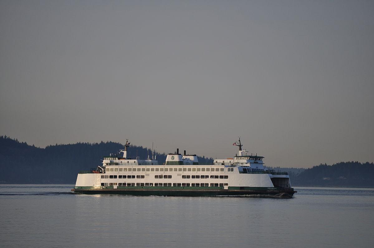 Vashon Island Ferry Cost