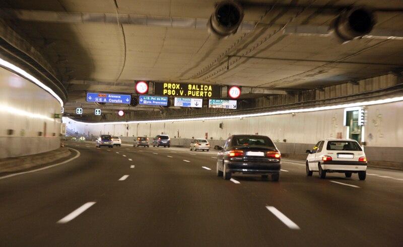 M 30 tunel