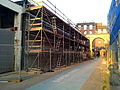 Maastricht, Boschstraat, fabriekspoort Sphinx02.jpg