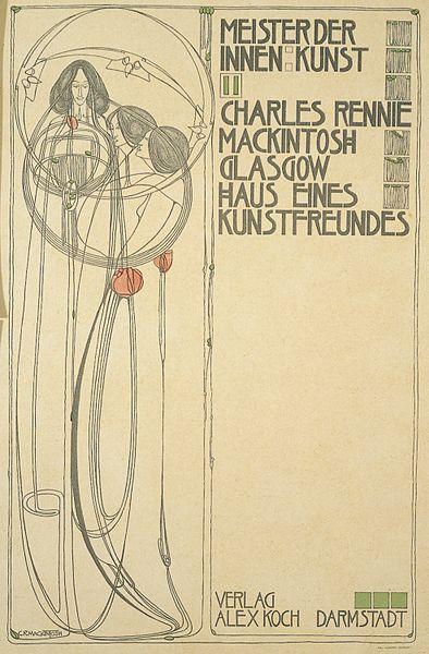 charles rennie mackintosh - image 4