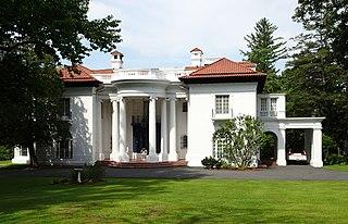 Villa Lewaro United States historic place
