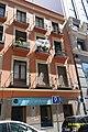 Madrid- Bikes on a balcony (34397531901).jpg
