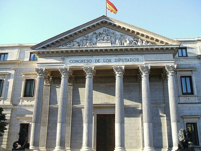 Congreso de los Diputados de España, Madrid
