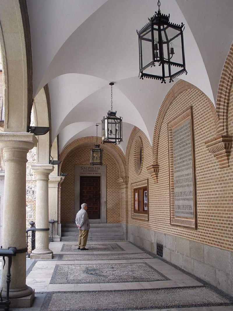 Madrid - Iglesia de San Ginés 06.JPG