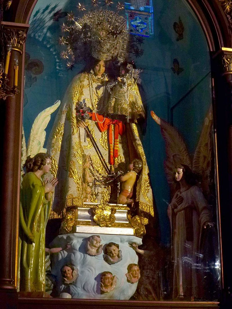 Madrid - Iglesia de Santa Cruz 26.JPG
