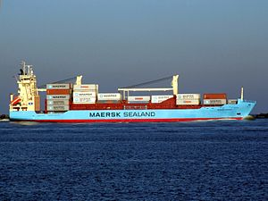 Maersk Ferrol IMO 9297618 p2 approaching Port of Rotterdam 15-Dec-2007.jpg