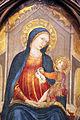 Maestro del 1416, madonna col bambino e in trono e 4 santi, 1410-15, 02.JPG