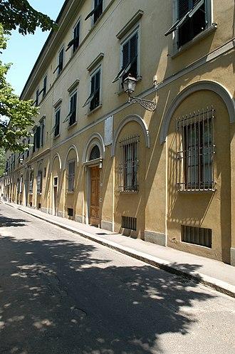 Kunsthistorisches Institut in Florenz - Kunsthistorisches Institut in Florenz