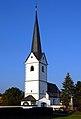Magdalensberg Sankt Lorenzen Filialkirche hl. Laurentius SW-Ansicht 29092006 3715.jpg