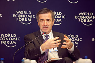 Magid Abraham - Image: Magid Abraham World Economic Forum on Latin America 2009