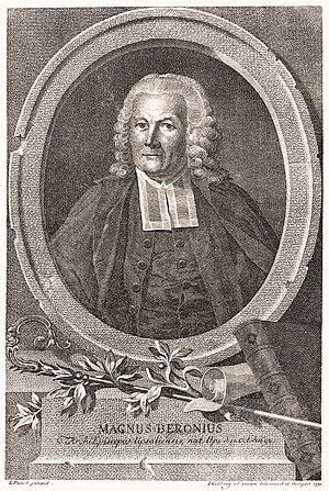 Magnus Beronius - Image: Magnus Beronius SP