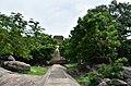 Mahishasuramardini Mandapam, Pallave period, 7th century, Mahabalipuram (2) (37473846671).jpg