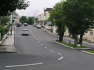 Culdaff - Culdaff Main Street