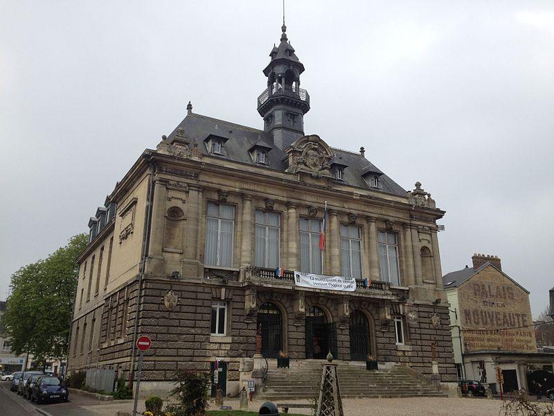 Mairie de Vernon.